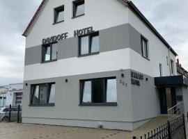 Davidoff Hotel, hotel near Hannover Airport - HAJ,