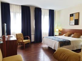 Hotel Suite Camarena, hotel in Teruel