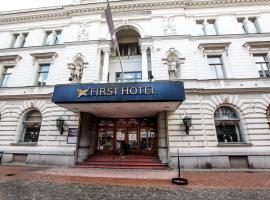 First Hotel Statt, hotel in Karlskrona