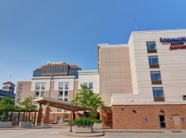 SpringHill Suites by Marriott Cincinnati Midtown, hotel in Cincinnati