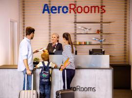 AeroRooms, hotel near Vaclav Havel Airport Prague - PRG,