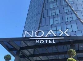 Noax Hotel, отель в Мерсине