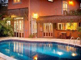 VELINN Pousada Ponta do Pequeah, hotel in Ilhabela