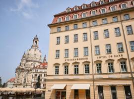 Steigenberger Hotel de Saxe, hotel in Dresden