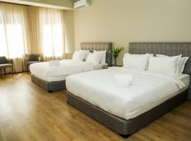 Teryan Pushkin Apart Hotel, מלון בירוואן