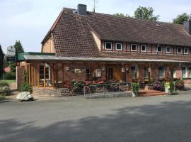 Brammers Landhotel Zum Wietzetal, Hotel in der Nähe von: Designer Outlet Soltau, Wietzendorf