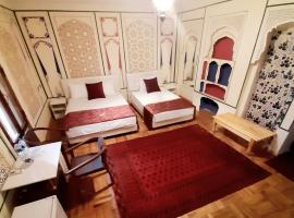 """CHOR MINOR"" BOUTIQUE HOTEL, hotel en Bukhara"