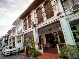 Old Time Penang@World Heritage City