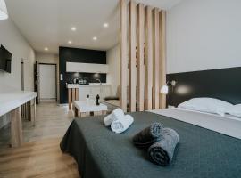 Unique Experience Apartment's, апартаменты/квартира в Салониках