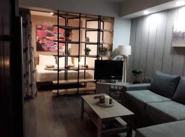 """Apartment 22, hotel near Municipal Stadium of Alexandroupolis """"Fotis Kosmas"""", Alexandroupoli"""