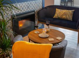 The Marine Boutique Hotel, hotel near St. Erc's Well, Ballybunion