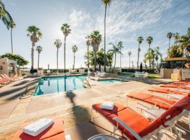 Harbor View Inn, hotel in Santa Barbara