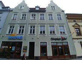 Mostowa 3, apartment in Bydgoszcz