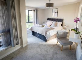 Luxury Quayside Apartment, hotel near Baltic Centre for Contemporary Art, Newcastle upon Tyne