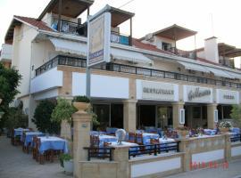 Montes Apartments & Studios, hôtel à Alykes