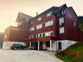 Voss Fjell Hotel, hotell i Vossestrand
