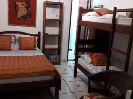 Suite de Lane e Mu, budget hotel in Abraão