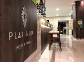 PLATINUM HOTEL CASINO, hotel in Charata