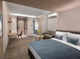 Citadines Ashley Hongkong, apartment in Hong Kong