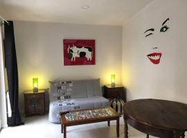 LE PIED A TERRE SELESTADIEN, hotel in Sélestat