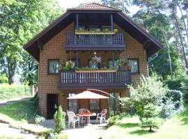 Ferienwohnung direkt am See, hotel in Bad Saarow