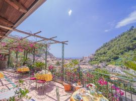 Montagnella Relax, beach hotel in Maiori