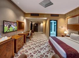 Delmon Palace Hotel, hotel near Al Rigga Metro Station, Dubai