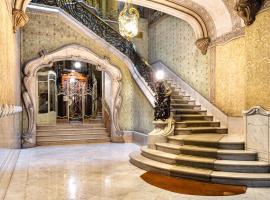 Luxury Penthouses 1, pet-friendly hotel in Barcelona