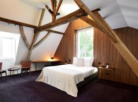Hotel Messeyne, hotel in Kortrijk