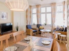 Villa Usedom, serviced apartment in Heringsdorf
