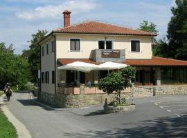 Turistična kmetija MLIN, hotel in Koper