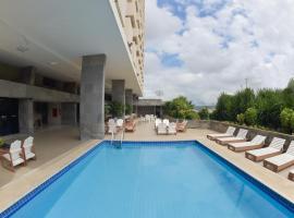 Panorama Hotel, hotel in Juazeiro do Norte