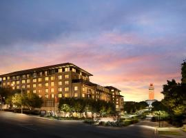 AT&T Hotel & Conference Center, boutique hotel in Austin
