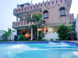 Hotel Vamdev Fort, hotel in Pushkar