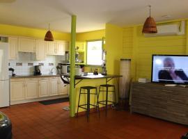 VILLA SOKA, Ferienunterkunft in Les Anses-d'Arlets
