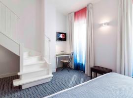 Hotel 34B - Astotel, hôtel à Paris près de: Opéra Garnier