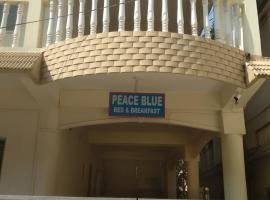 PEACEBLUE, family hotel in Port Blair