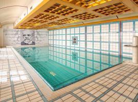Dvorak Spa & Wellness, отель в Карловых Варах