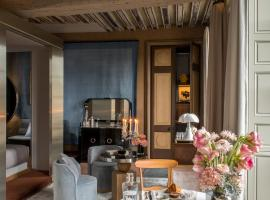 Cour des Vosges, self catering accommodation in Paris