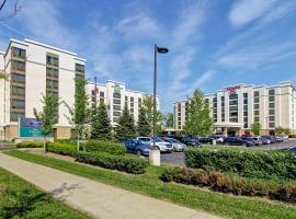 Hampton Inn by Hilton Toronto Airport Corporate Centre, hotel in Toronto