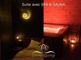 Diane Luxury, hotel near Jean Stablinski Indoor Velodrome, Roubaix