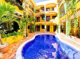 Hacienda Del Caribe Hotel, hotel in Playa del Carmen