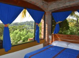The Mayan Grouper, guest house in Suchitoto