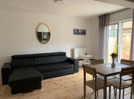 Attractive modern apartment, hotel near Porte de Hal Museum, Brussels