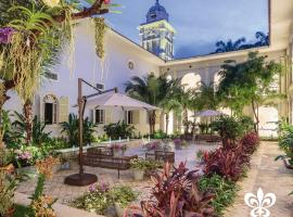 Hotel del Parque, hotel em Guayaquil