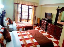Hotel Las Americas, Hotel in Quetzaltenango