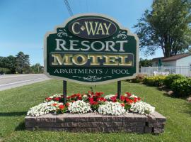 C-Way Resort, hotel in Clayton