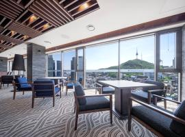 Tmark Grand Hotel Myeongdong, hotel em Seul