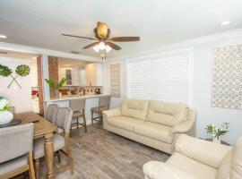 Davis Island Near Amalie Arena. Ybor City. Downtown & Tampa General, apartment in Tampa
