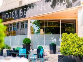 Hotel Berliner Bär, hotel in Tempelhof-Schöneberg, Berlin